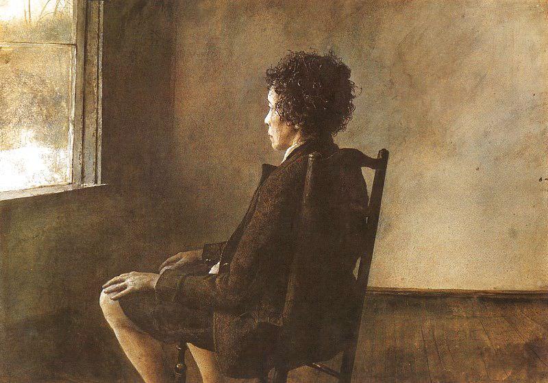 Лагранж. Одиночество. Скачать картину с сайта Gallerix.ru