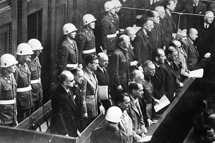 Мединский: фильм о Нюрнбергском процессе представят к 75-летию Победы