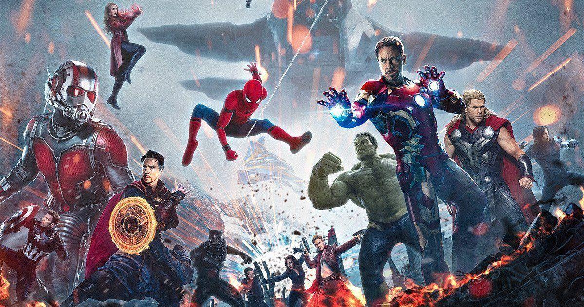 Вышел трейлер блокбастера «Мстители: Финал»