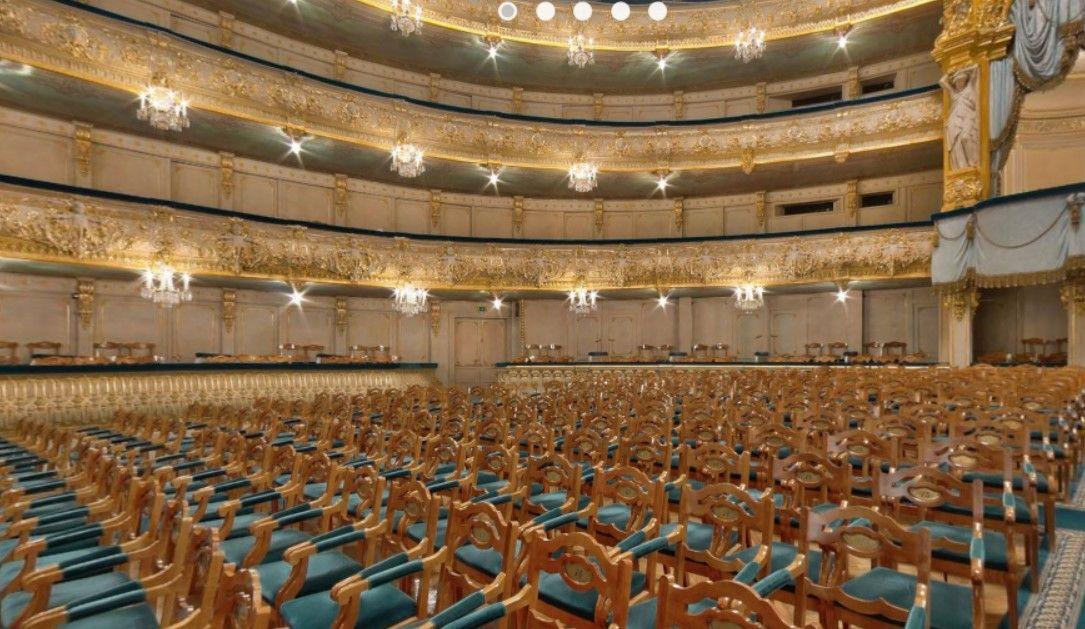 Мировую премьеру балета на музыку Rolling Stones представят в Мариинском театре