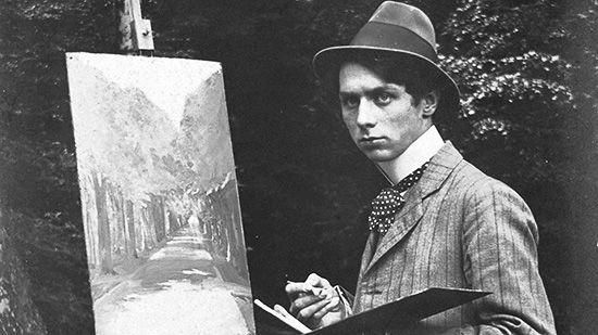 Эрмитаж открыл две выставки, посвященные творчеству сюрреалиста Макса Эрнста
