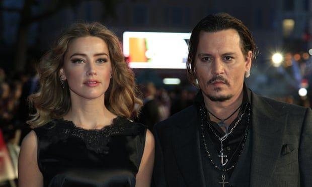 Джонни Депп уличил бывшую жену Эмбер Херд в «нарисованных синяках»