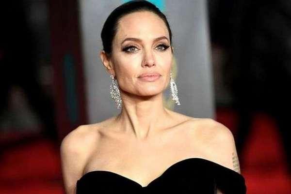 Анджелина Джоли сыграет в«Вечных» Marvel