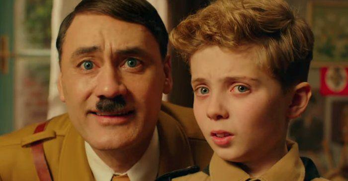Фильм «Кролик Джоджо» победил на кинофестивале в Торонто