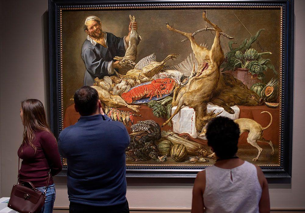 «Русский Йорданс»: в Москве откроется выставка фламандского художника