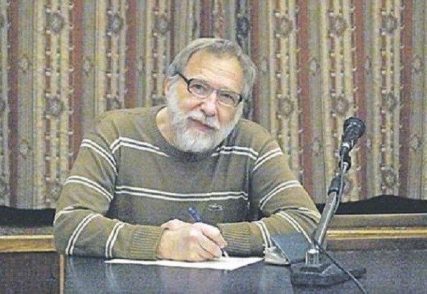 Умер писатель Евгений Степанов