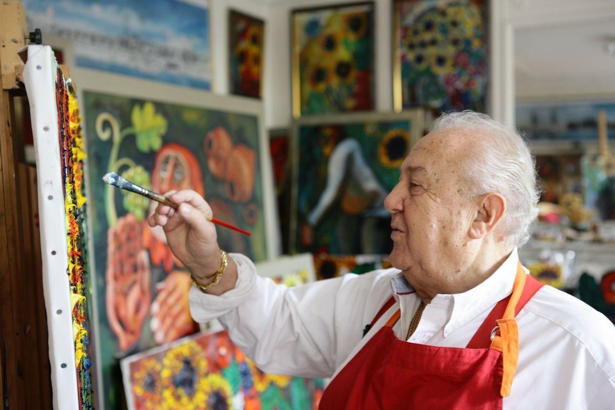 Ретроспективная выставка творчества Зураба Церетели впервые открылась в Лондоне