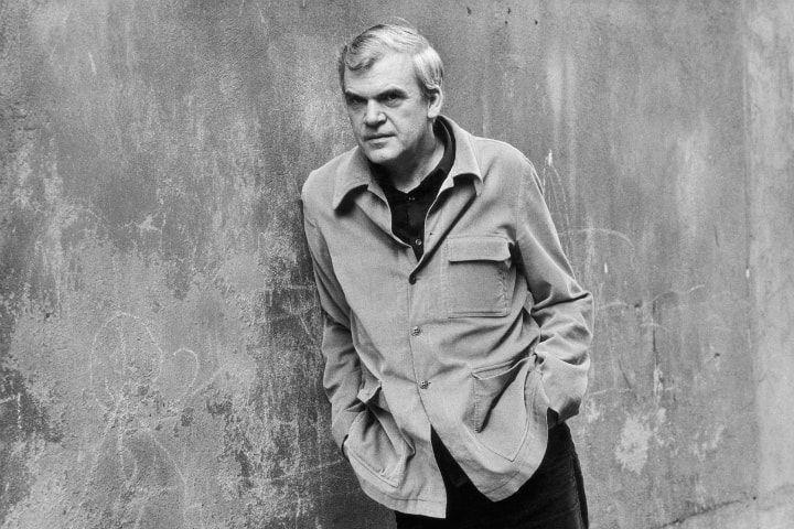 Чехия вернула гражданство французскому писателю Милану Кундере