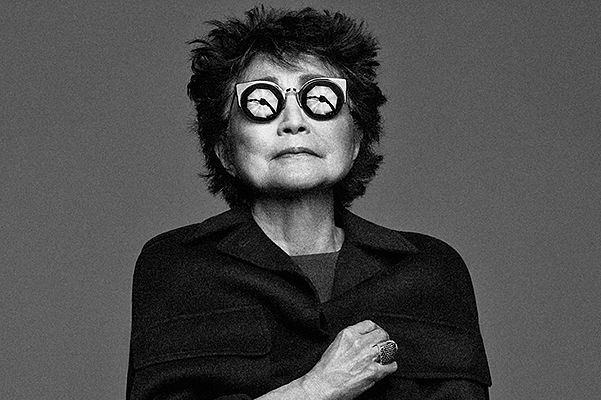 В Москве откроется выставка Йоко Оно